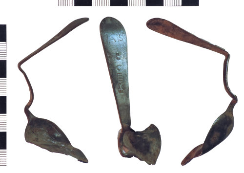 NLM-0688DC: Post-Medieval Spoon