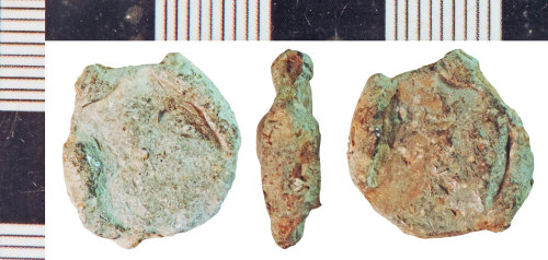 NLM-D66668: Post-Medieval Bag Seal