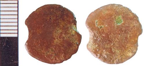 NLM-D684C4: Roman Coin: Radiate indeterminate