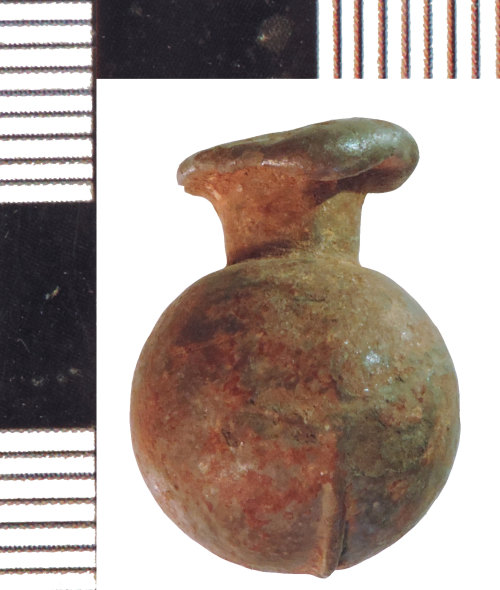 NLM-417382: Post-Medieval Lead Shot