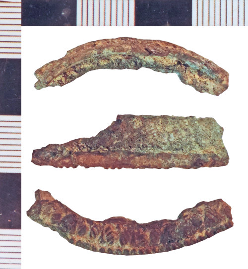 NLM-7CDF11: Post-Medieval Vessel fragment