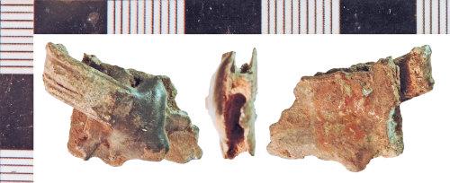 NLM-52D659: Post-Medieval Window Came