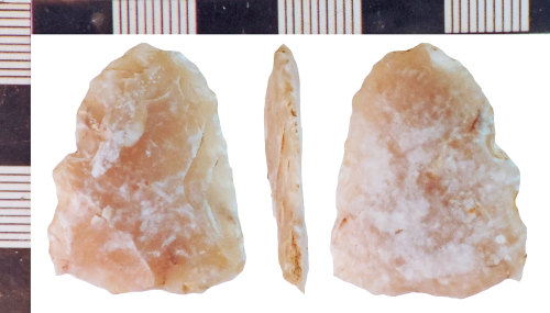 NLM-13A305: Neolithic Debitage or possible Knife