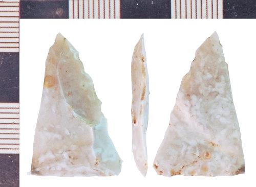 NLM-13AF3C: Bronze Age possible Arrowhead
