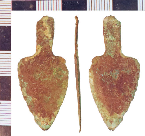 NLM-8C28E5: Probably Roman Surgical Implement