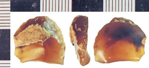 NLM-CD5186: Bronze Age Scraper