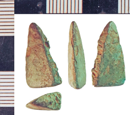 NLM-CD7254: Bronze Age Axehead fragment