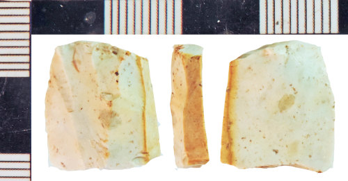 NLM-4D1BC9: Mesolithic Backed Blade fragment
