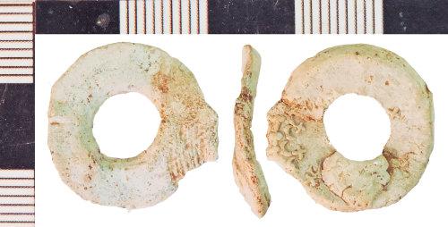 NLM-605372: Post-Medieval Cloth Seal fragment