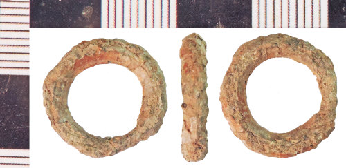 NLM-748008: Undated Copper Alloy Ring
