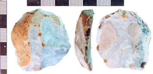 NLM-1B7C6B: Bronze Age Scraper