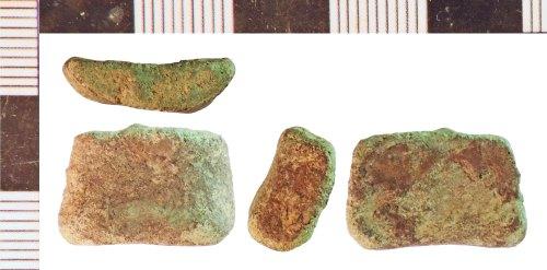 NLM-860832: Medieval possible Cauldron Leg