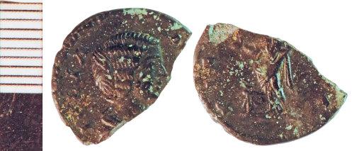 NLM-2CBB99: Roman Coin: Denarius of Julia Domna