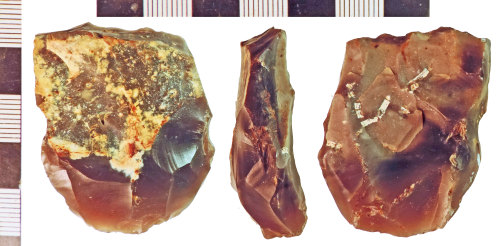 NLM-B5C66B: Bronze Age Scraper