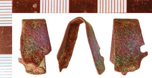 NLM-B2D232: Unidentified Post-Medieval Object fragment