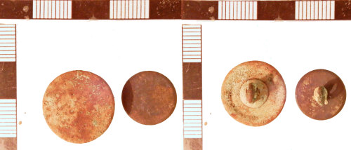 NLM-B2F3B3: Post-Medieval Buttons