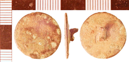 NLM-B35BB0: Post-Medieval Button