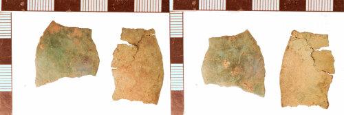NLM-B3866F: Undated Copper Alloy Offcuts