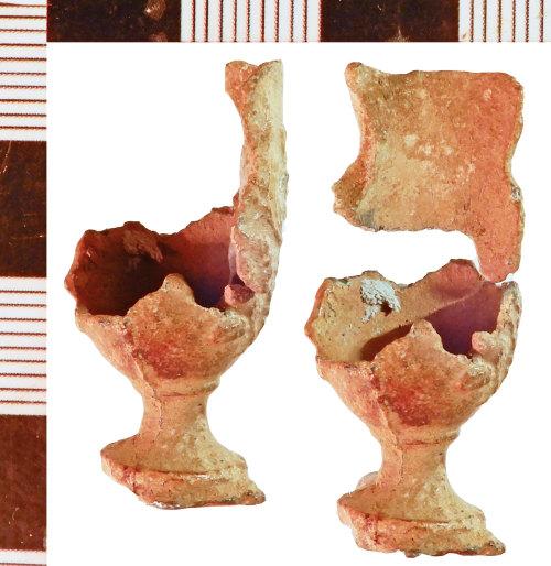 NLM-1C8F5D: Post-Medieval Miniature Object