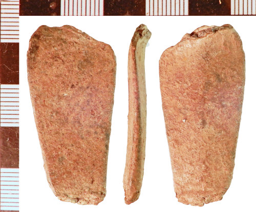 NLM-AE38C5: Post-Medieval Spoon fragment