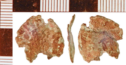 NLM-55AB5D: Unidentified and Undated Object fragment