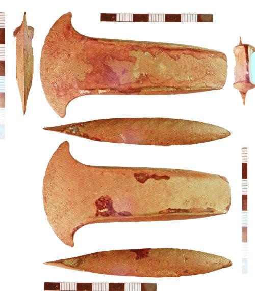 NLM-68E56D: Bronze Age Palstave Axe