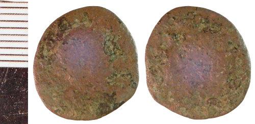 NLM-8F334C: Roman Coin: Nummus of the House of Constantine