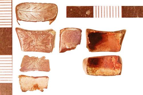 NLM-94BA66: Post-Medieval Knife Pommel