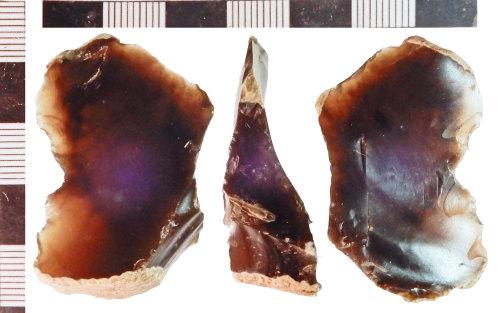 NLM-87B648: Bronze Age Scraper