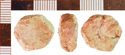 NLM-87F988: Possible Early Medieval Weight