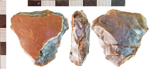 NLM-19D172: Neolithic or later Scraper