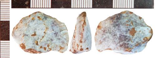 NLM-2DADDD: Bronze Age Scraper