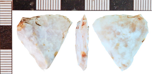 NLM-2DC2E8: Neolithic possible Debitage