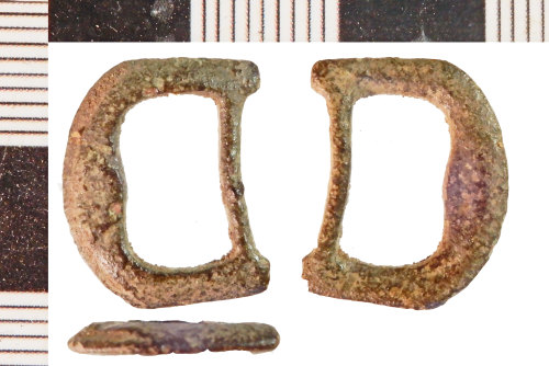 NLM-96981A: Post-Medieval Buckle fragment