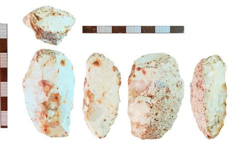 NLM-12BE95: Mesolithic Core