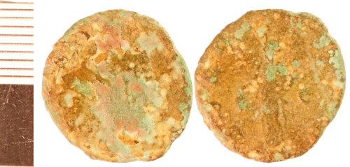 NLM-D6EA9D: Roman Coin: Radiate indeterminate