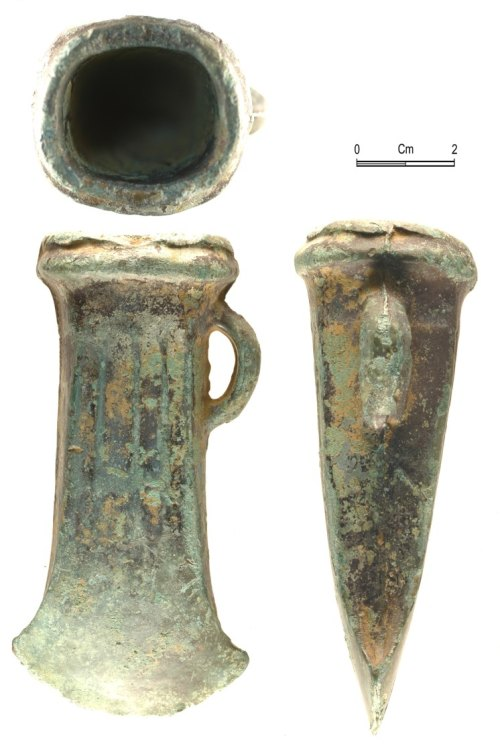 NMGW-C51803: Bronze Age socketed axe