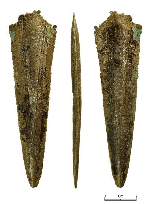 NMGW-623A54: Bronze Age dagger