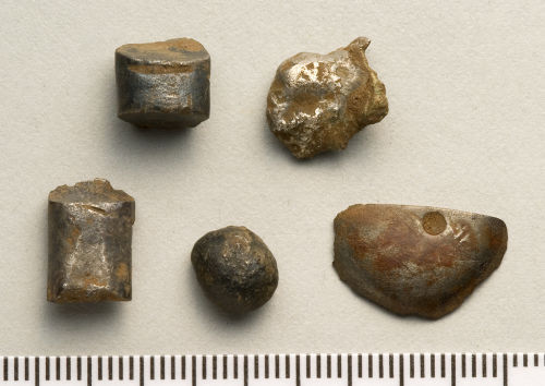 NMGW-C5EE45: Early Medieval silver artefacts