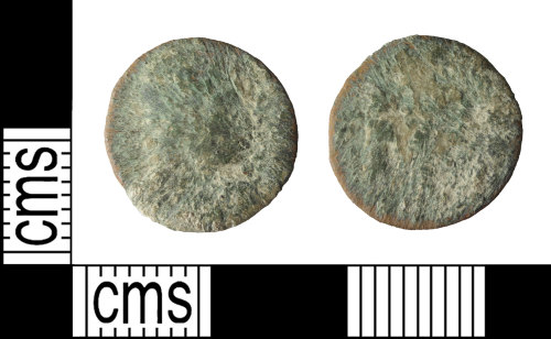 WILT-6107B5: nummus of the House of Constantine