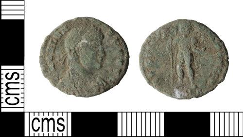WILT-C167FC: nummus of Valens