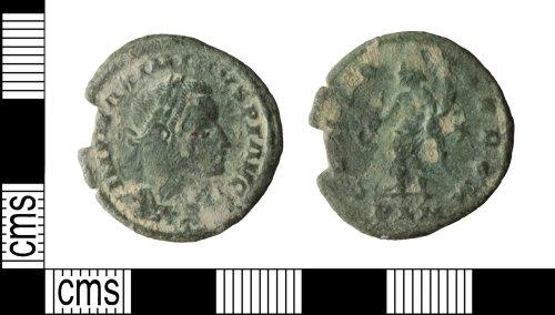 WILT-062F5D: nummus of Maximinus