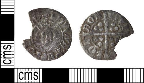 WILT-78C776: Edward I  penny.