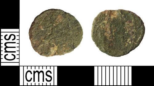 WILT-730F01: nummus of the House of Constantine