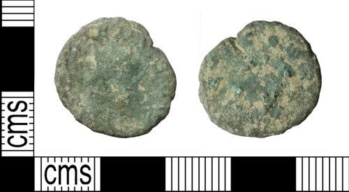 WILT-A5A2C1: Gallienus  radiate.