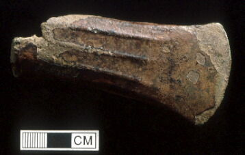 LVPL2439: Bronze age socketed axehead