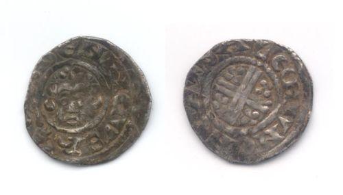 LVPL-8B0AE1: Henry III penny