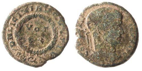 LVPL-905B05: Roman coin