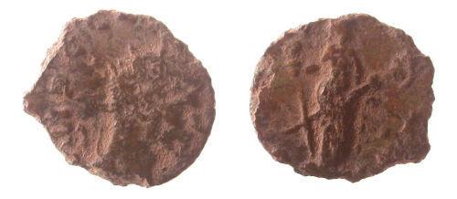 LVPL-DB67B4: Roman radiate coin of emperor Claudius II