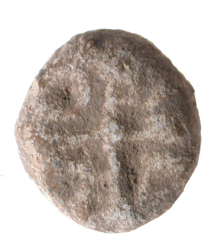 LVPL-ECFC95: Post-medieval lead token
